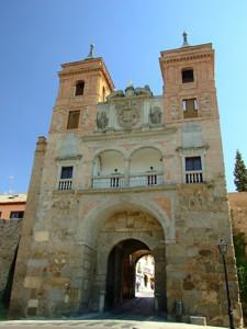 Toledo, Puerta del Cambrón