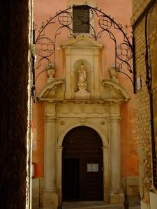 Toledo, Capilla Arzobispal de la Inmaculada Concepción