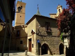 Toledo, Iglesia de San Nicolás