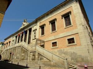 Toledo, Palacio Universitario de Lorenzana
