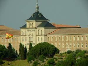 Toledo, Academia de Infantería
