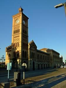 Toledo, Estación de Ferrocarril