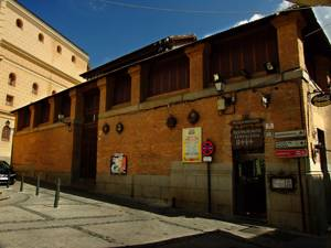 Toledo, Mercado de Abastos