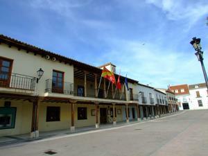 Torrejón de Velasco, Ayuntamiento