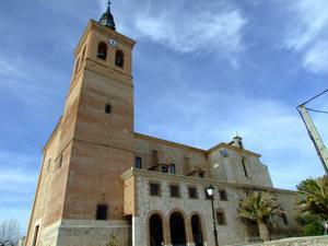 Torrejón de Velasco, Iglesia de San Esteban Protomártir
