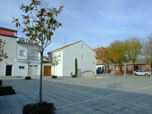 Torrejón de Velasco, Plaza de la Hispanidad
