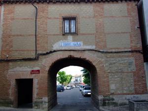 Torrelaguna, Arco de San Bartolomé