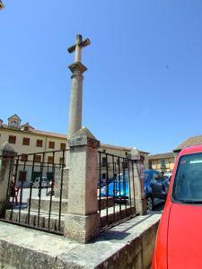 Torrelaguna, Cruz de Cisneros