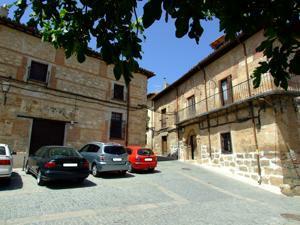 Torrelaguna, Plaza de la Montera