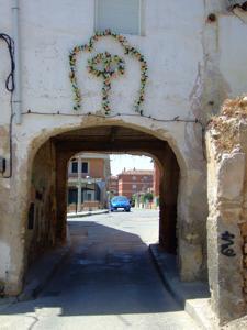 Torrelaguna, Puerta de Santa Fe