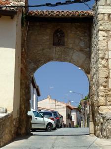 Torrelaguna, Puerta del Cristo de Burgos