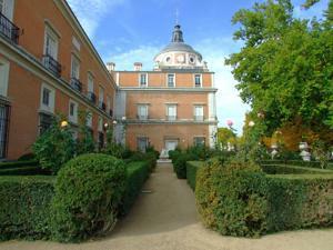 Tren de la Fresa y Aranjuez, Jardín de la Reina