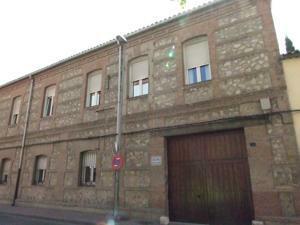 Casa del Rey, Casa de San Nicolás y Colegio de San José