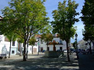 Villaviciosa de Odón, Plaza de la Constitución