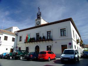 Villaviciosa de Odón, Ayuntamiento