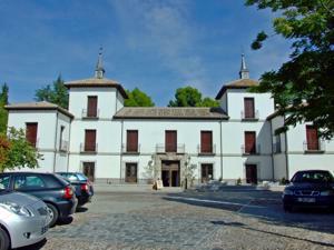 Villaviciosa de Odón, Casa-Palacio de Manuel Godoy