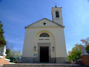Villaviciosa de Odón, Iglesia de Santiago Apostol