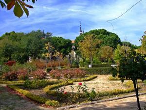 Villaviciosa de Odón, Jardín Histórico