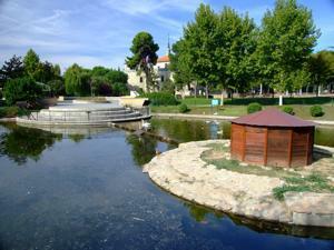 Villaviciosa de Odón, Parque de El Castillo