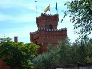 Villaviciosa de Odón, Torreón de Doña Laura García Noblejas